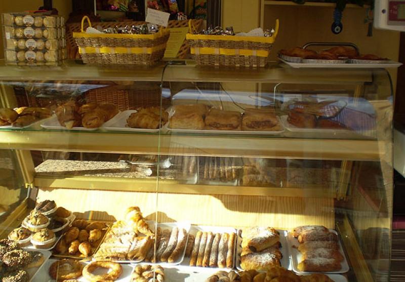 Bakeries in Alhama de Murcia, café bar Tia Tota