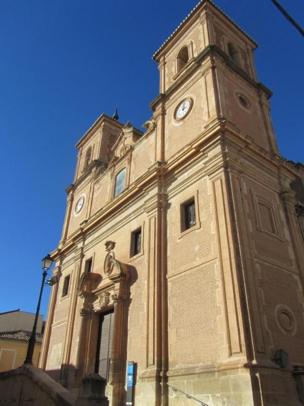 Iglesia del Salvador, Jumilla