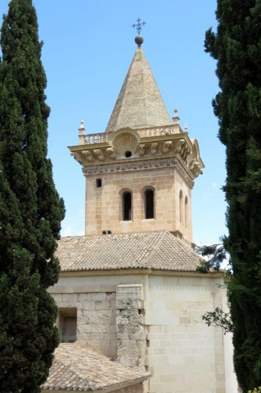 Iglesia Vieja, the old church of Yecla