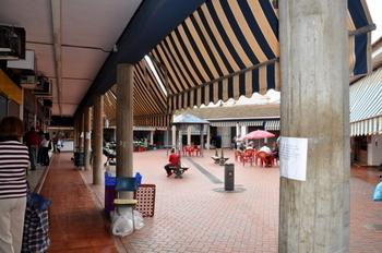 Plaza de Abastos food market in Alhama de Murcia