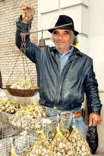 Murcia The Veronicas Market, a treasure trove of scents and colours
