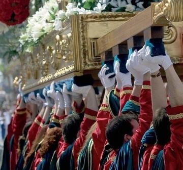 Semana Santa in Alhama de Murcia