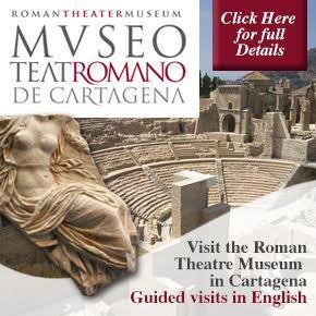 Roman Theatre Caratagena
