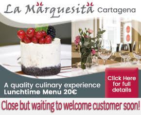 La Marquesita Restaurant Cartagena news