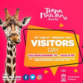 Terra Natura February 2021 VISITOR DAY