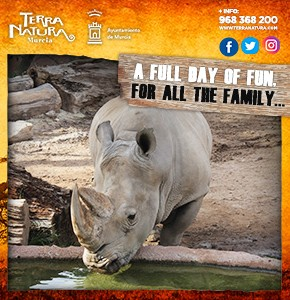 Terra Natura March Full day of fun 2020 Banner