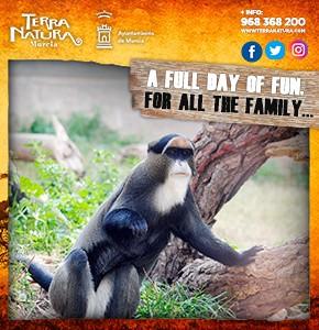Terra Natura Zoo september 2020