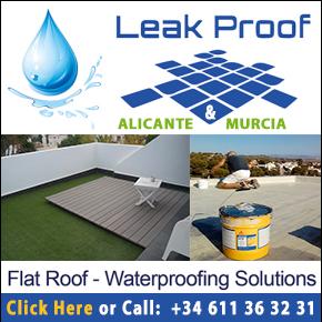 Leak Proof Roofing Bannner