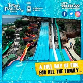 Terra Natura June Water Park opening 2020