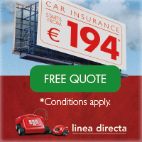 Linea Directa General left Column Banner