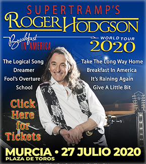 Supertramp Concert july 2020