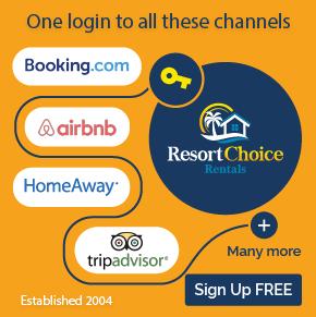 Resort Choice NEWS banners