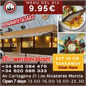 Tataki Restaurant banner