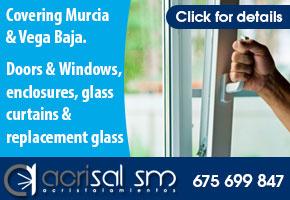 Acrisal Glass Curtains