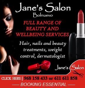 Jane's Salon Bolnuevo and Condado de Alham