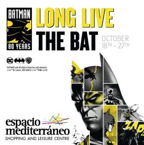 Espacio Mediterraneo Batman Banner weekly Bulletin